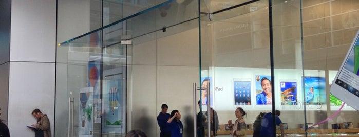 Apple Bondi is one of Shop Till You Drop.