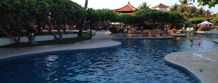 Grand Hyatt Bali is one of Best Hotels in Bali.
