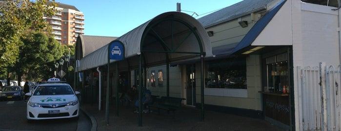 Strathfield Station is one of Sydney Train Stations Watchlist.