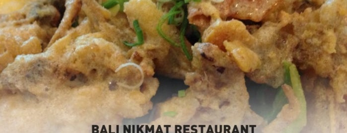 Bali Nikmat Restaurant is one of In Foods We Trust.