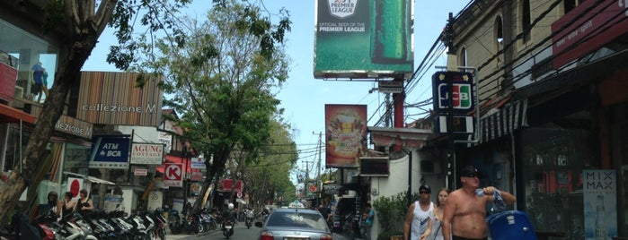 Legian Street Walk is one of Shop Till You Drop.