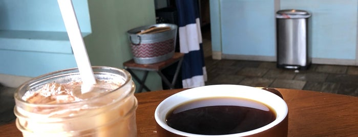 Island Brew Coffeehouse is one of Hawaii: Kaimuki.