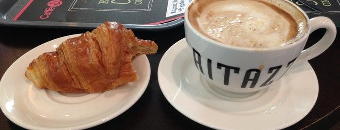 Caffè Ritazza is one of Lugares favoritos de Chell.