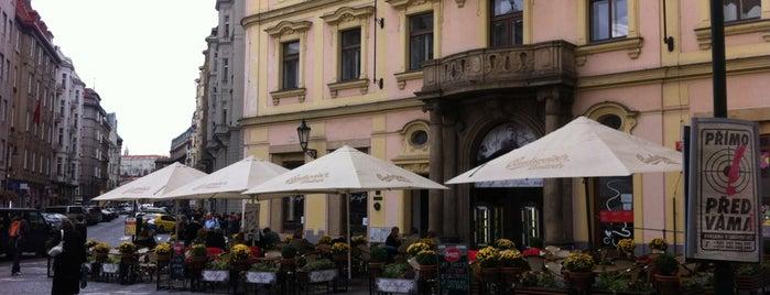 Café Kafka is one of Best of Prague, CZ.