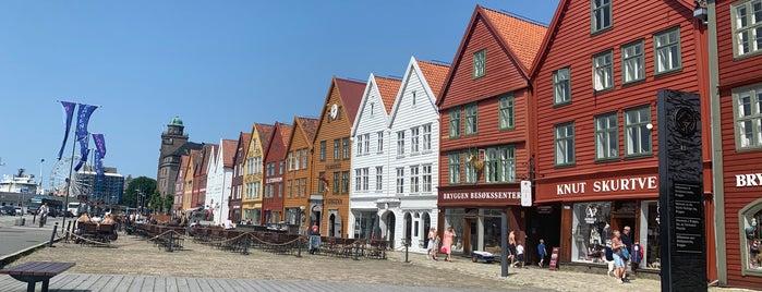 Bryggen is one of Best of Norway.