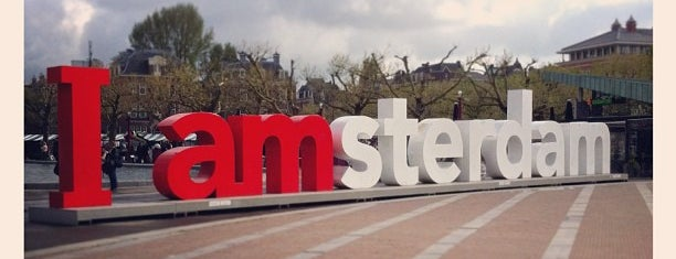 I amsterdam is one of Amsterdam.