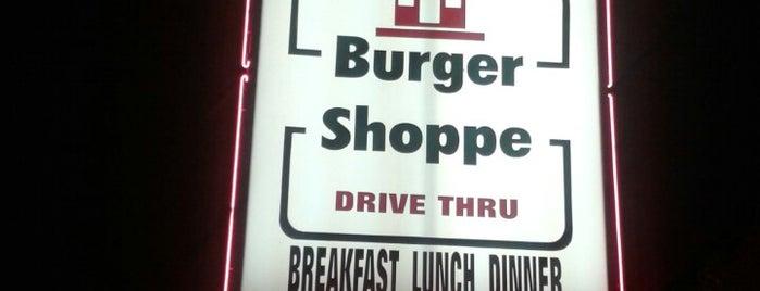 Burger Shoppe is one of Orte, die Laura gefallen.