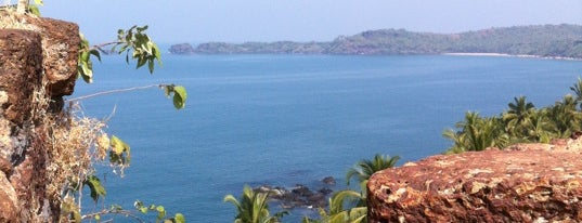 Cabo De Rama Fort is one of Goa.