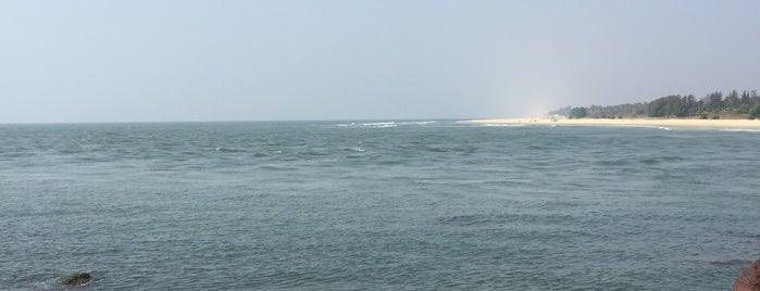Betul Beach is one of Beaches - South Goa.