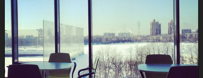 Kaspersky Lab HQ is one of Lugares favoritos de Lyubov.