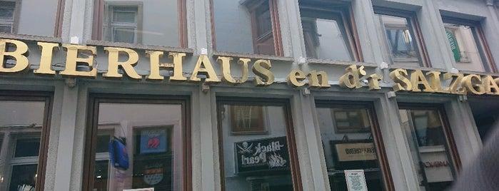 Bierhaus en d'r Salzgass is one of Kölner Braukultur.
