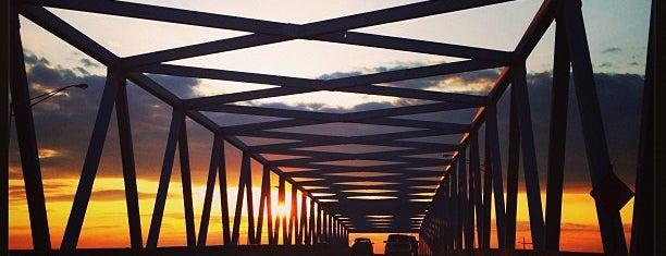 Don N. Holt Bridge is one of Midgets, Zombies & Aliens.