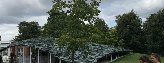 Serpentine Pavilion 2019 is one of Lieux qui ont plu à Mike.