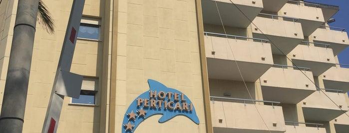 Hotel Perticari is one of pesaro.