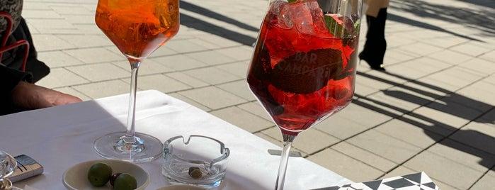 Campari Bar Vienna is one of Black-List.