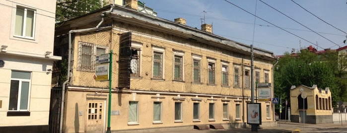 Ассаджиаторе / Assagiatore is one of Ilya: сохраненные места.