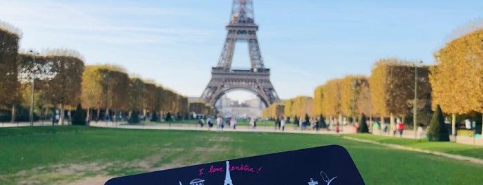 Lenôtre is one of PARIS.