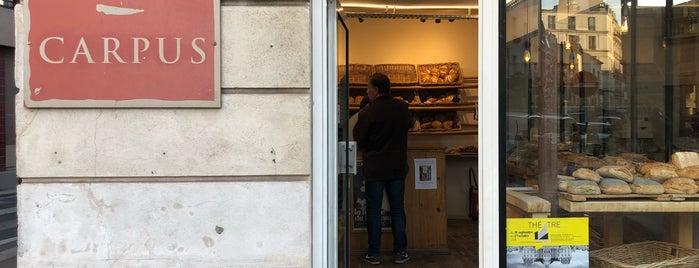Boulangerie Arto Carpus is one of Flan in Paris.