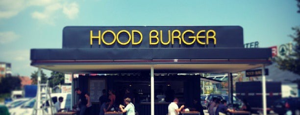 Hood Burger is one of Ljubljana.