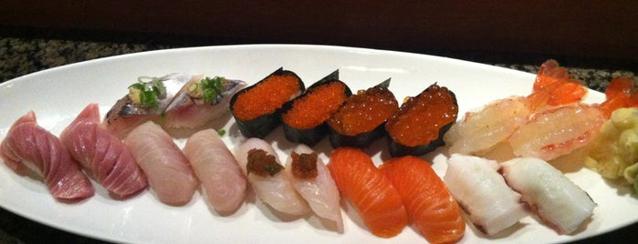 Sushi-Jin is one of Japanese Restaurants.