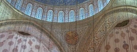 Sultan Ahmet Camii is one of Things to do this fall.