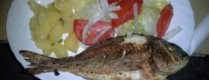 The Fish Shack is one of Endo's Foodie Heaven.