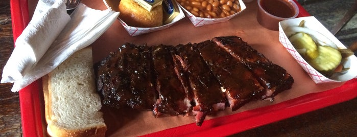 Mable's Smokehouse & Banquet Hall is one of NYC's Top BBQ Joints.