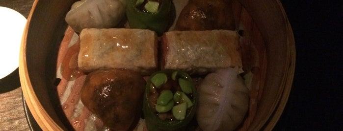 Hakkasan is one of Endo's Foodie Heaven.