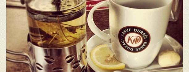 Kahve Durağı is one of สถานที่ที่ Hulya ถูกใจ.