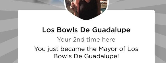 Los Bowls De Guadalupe is one of México/ Yucatan.