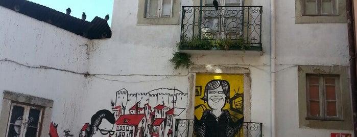Escadinhas de São Cristóvão is one of Lisbon.