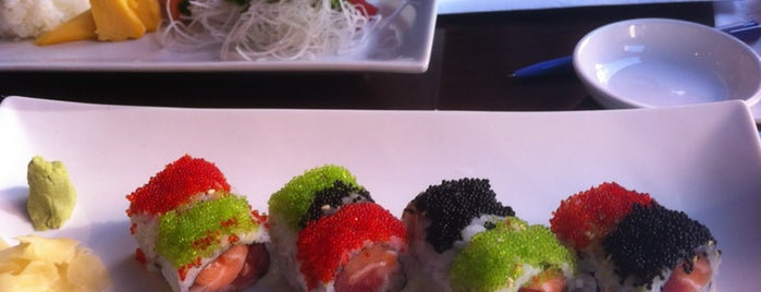 Maguro Sushi is one of Orte, die Emily gefallen.