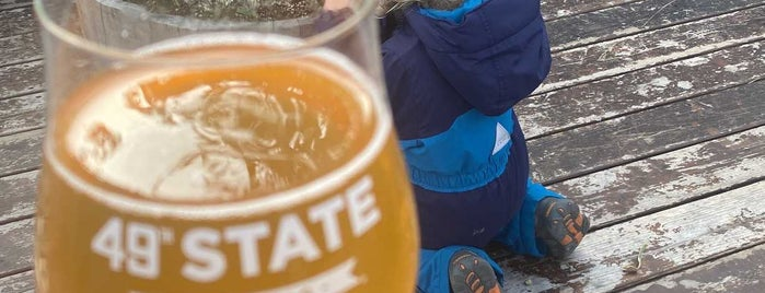 49th State Brewing is one of Alaska trip.