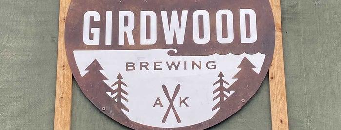 Girdwood Brewing Company is one of Alaska trip.