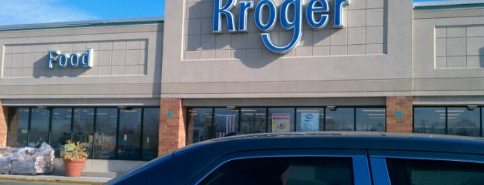 Kroger is one of Shawnさんのお気に入りスポット.