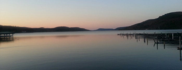 Otsego Lake is one of New York.