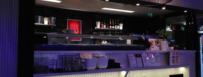 Hanko Sushi is one of Lugares favoritos de Eira.