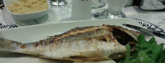 Morina Balık Restaurant is one of İzmir Damak Tadı & Chill.