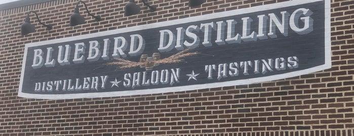 Bluebird Distilling is one of Posti salvati di Rachel.