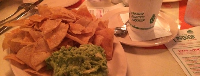 Tacombi Café El Presidente is one of NYC Best GROUP Food Spots.