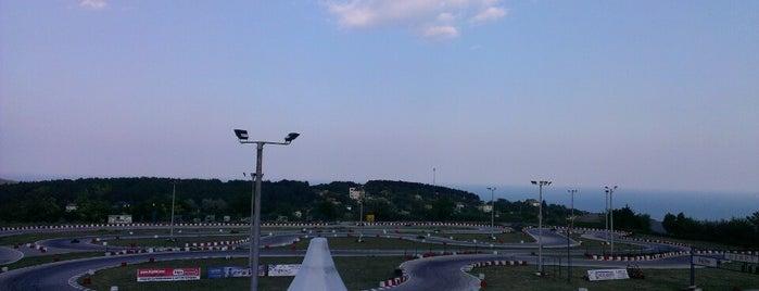 Varna Karting Track is one of Varna's best.