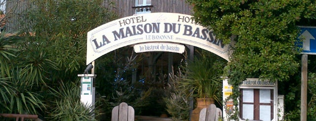 La Maison du Bassin is one of Аркашон и Кап-Ферра.