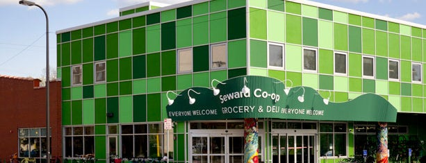 Seward Co-op Grocery & Deli is one of Vegan.