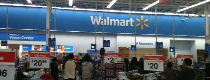 Walmart is one of Lucy: сохраненные места.