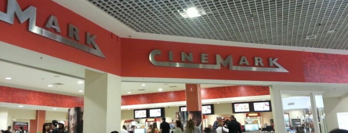 Cinemark is one of Estive aqui.