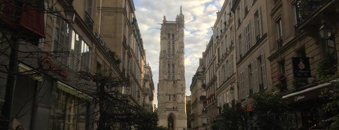 Le Pavé is one of Lugares favoritos de Dade.
