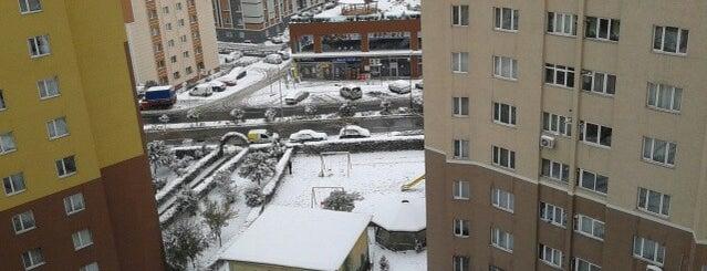 Beylikdüzü is one of Lugares favoritos de Suzi-----.