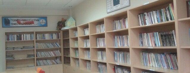 Haydar Aslan İlköğretim Okulu is one of Lugares favoritos de Suzi-----.