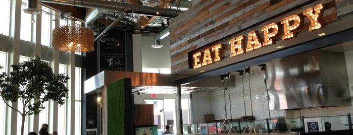 Mendocino Farms is one of A Must! in Los Angeles = Peter's Fav's.