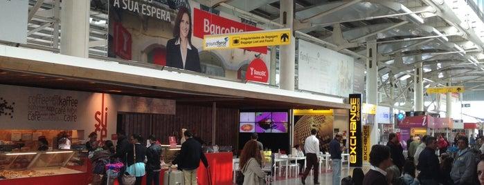 Terminal 1 is one of Pedro'nun Beğendiği Mekanlar.